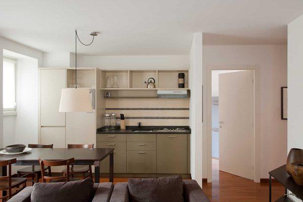 Salotto appartamento terrazza