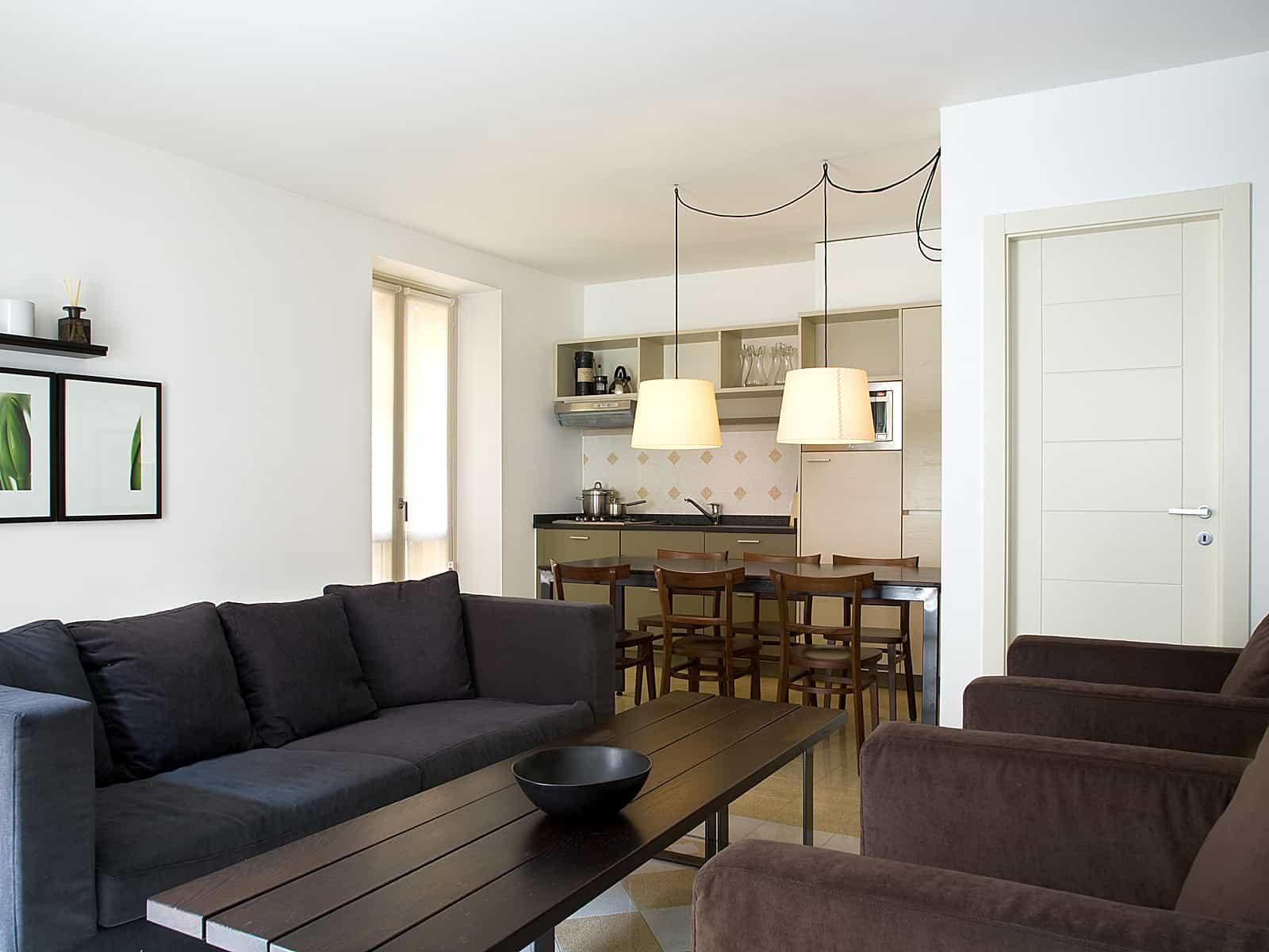 Villino-apartment