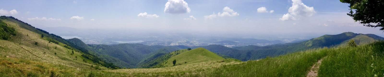 trekking bellagio