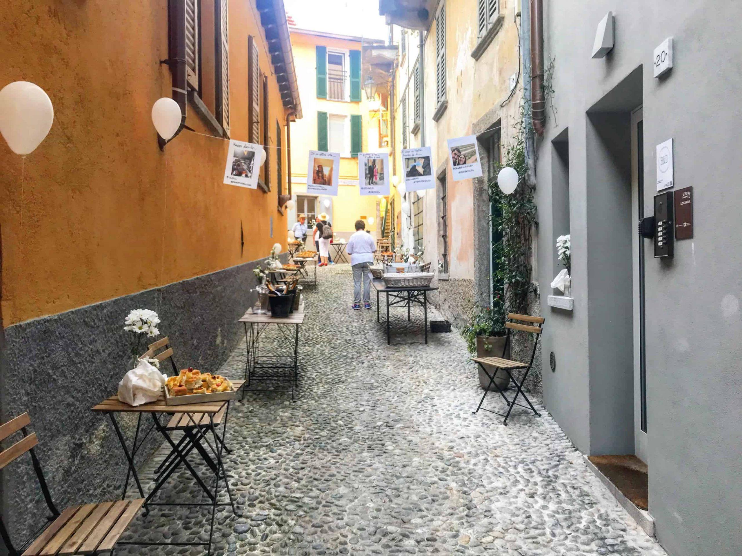San Giovanni alley