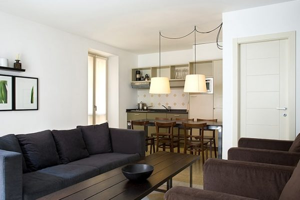 Villino apartment