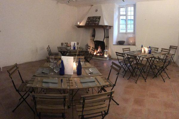 dinner in bellagio