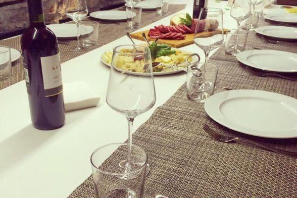 dinner in bellagio wityh nenè