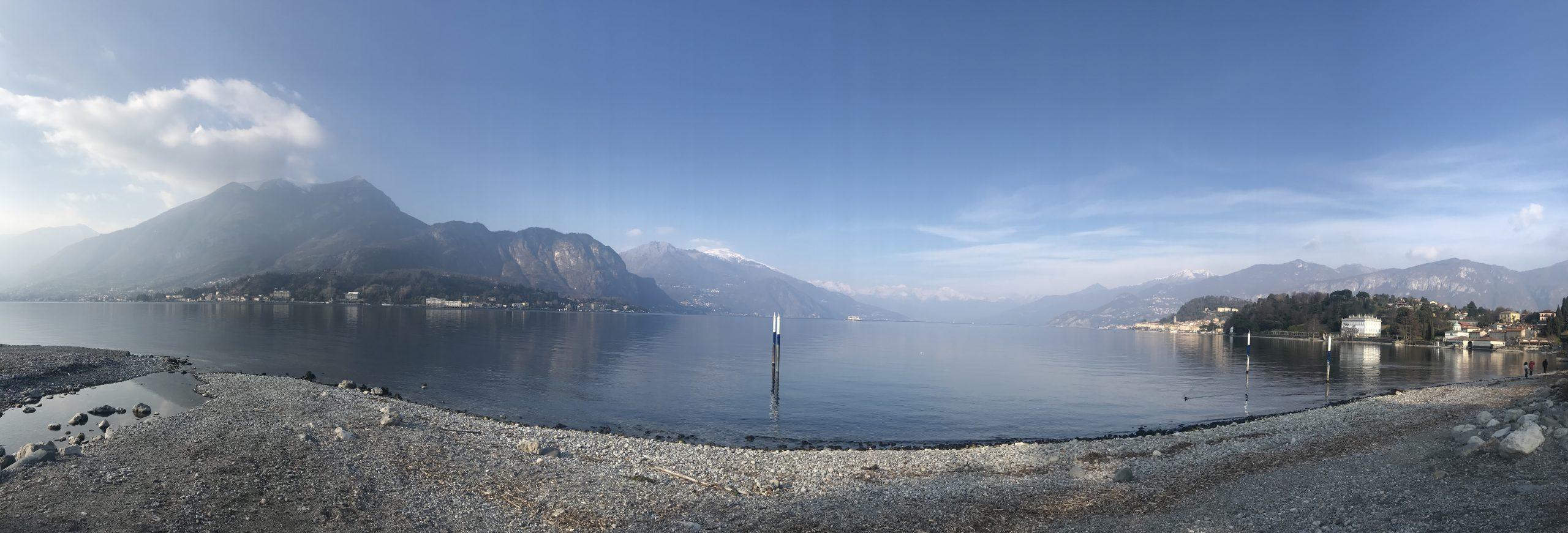 Lake Como Beach