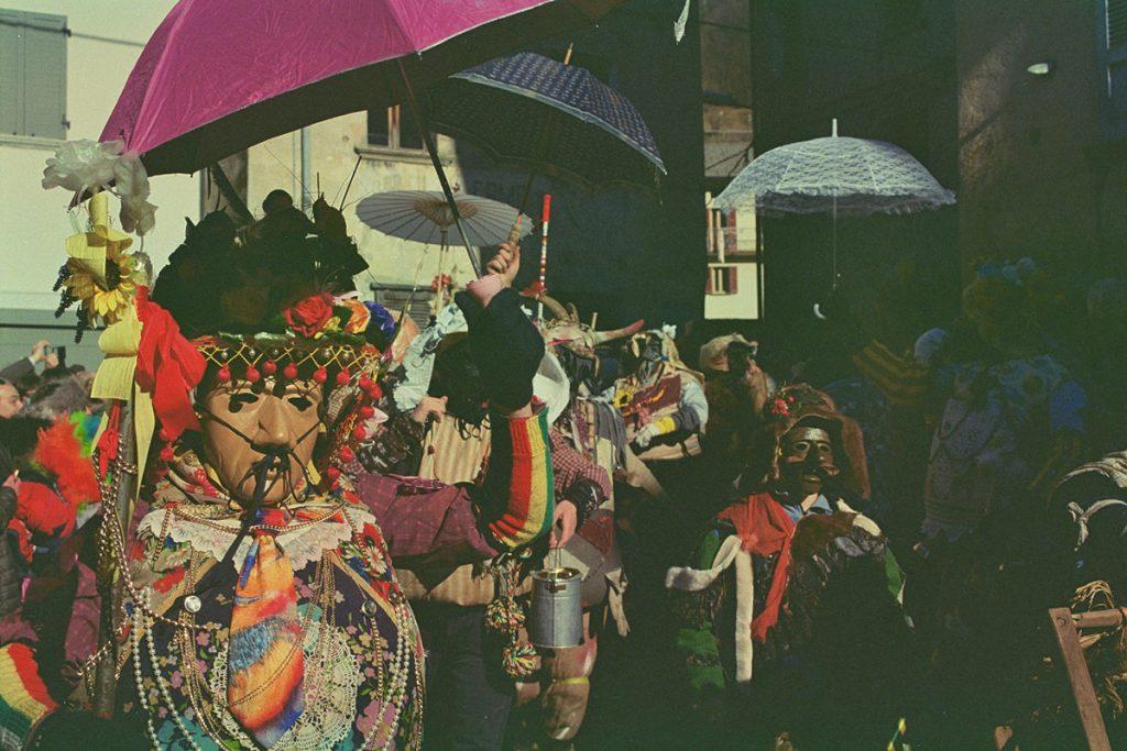 Schignano Carnival