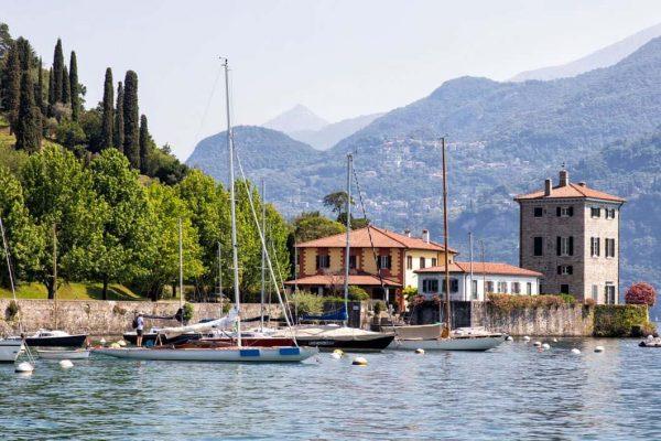 Pescallo bay Bellagio