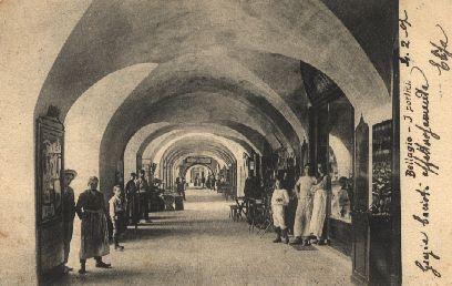 Bellagio shopping